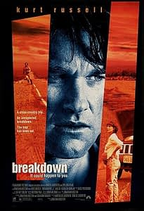 Breakdown movie poster