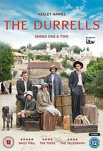 The Durrells TV poster