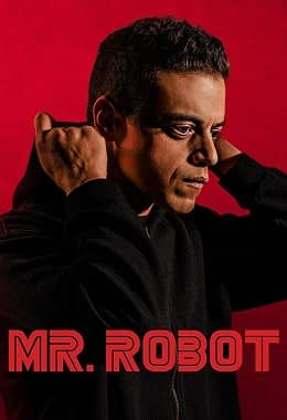 Mr Robot TV poster