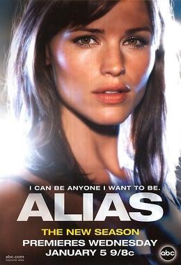 Alias TV poster