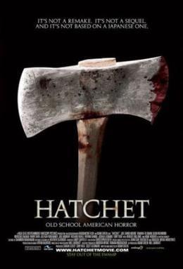 Hatchet Movie Poster