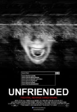 Unfriended Movie Poster