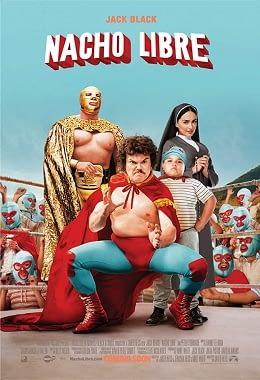 Nacho Libre movie poster