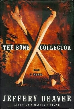 The Bone Collector Book Cover