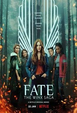 Fate the Winx Saga TV poster