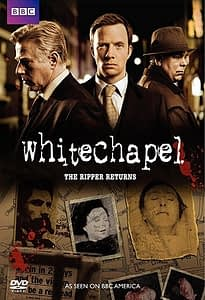 Whitechapel TV poster