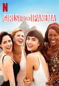 Girls from Ipanema TV poster