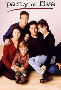 Party of Five TV poster
