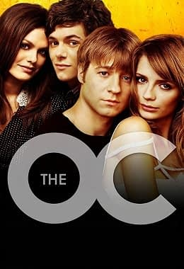 The O.C. TV poster