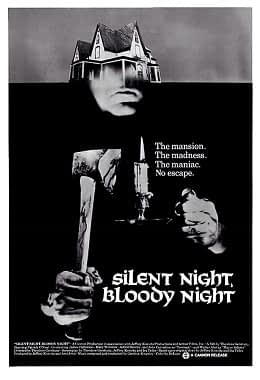 Silent Night Bloody Night Movie Poster