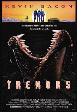 Tremors Movie Poster