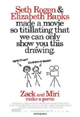 Zack and Miri movie poster