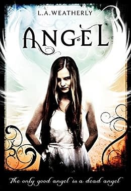 Angel book poster