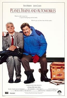 Planes, Trains & Automobiles movie poster